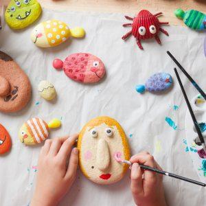 Expressão Plástica – Estratégias Pedagógicas para Crianças